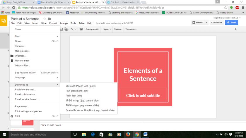 ElementsofaSentence2